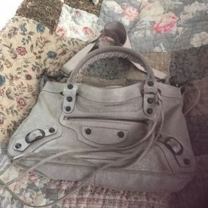 Authentic Limited Edition Shimmer Balenciaga